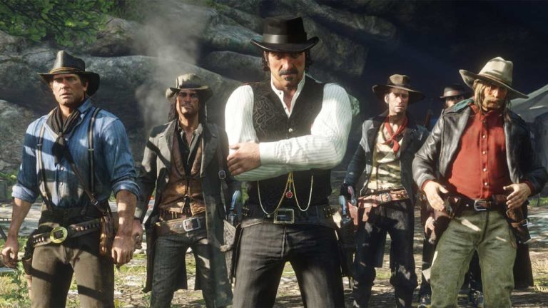 Red Dead Redemption 2 Banda