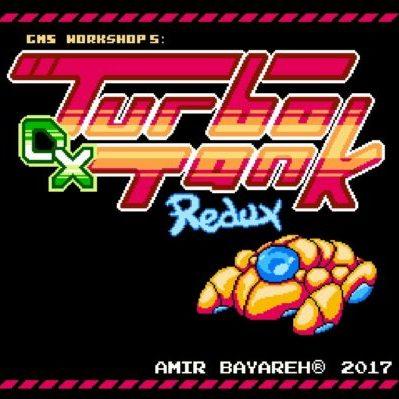 Turbo Tank Redux DX 01