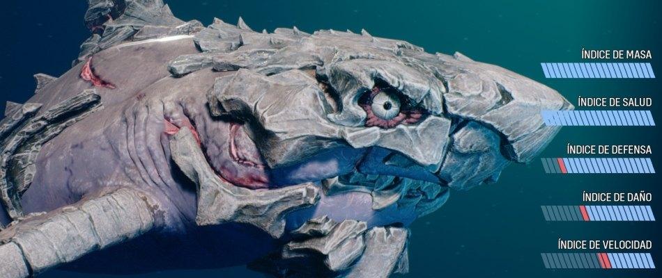 Maneater: homenajes a Godzilla